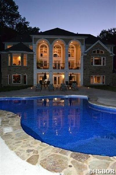Hot Springs AR Single Family Home For Sale: $1,850,000