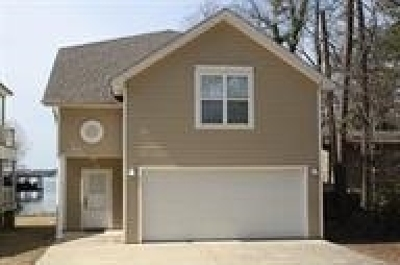 Garland County Condo/Townhouse For Sale: 400a Bayshore Dr