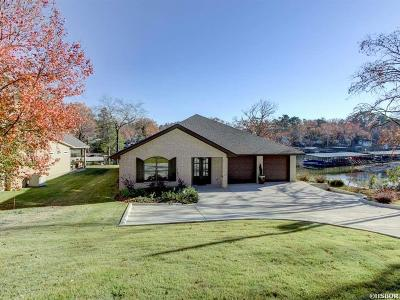 Hot Springs Single Family Home For Sale: 155 Buster Reed Dr