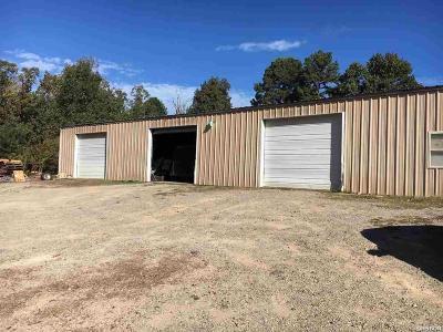 Garland County Commercial For Sale: 145 Jaguar Trail