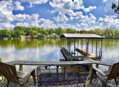 Garland County Single Family Home For Sale: 131 Silverwood Point
