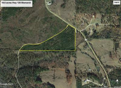 Bismarck Residential Lots & Land For Sale: 19 Acres Hwy 128