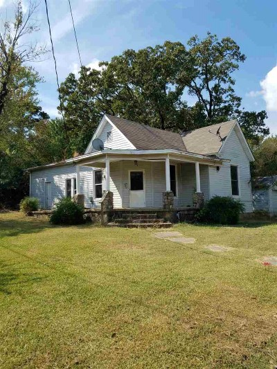 Hot Springs Single Family Home For Sale: 102 Pond Drive