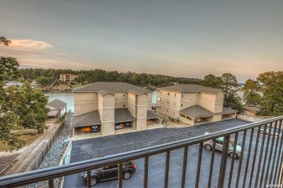 Hot Springs, Hot Springs Village, Malvern, Pearcy, Royal, Benton Condo/Townhouse For Sale: 225 Lookout Point #C3