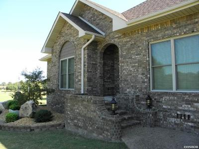 Hot Springs Single Family Home For Sale: 182 Mountain Meadow Rd