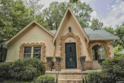 Garland County Single Family Home Active - Price Change: 1308 West Grand Ave