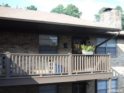 Garland County Condo/Townhouse For Sale: 125 Carl Drive #41
