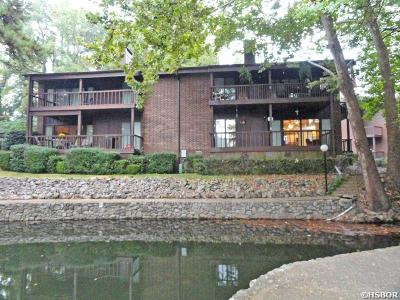 Garland County Condo/Townhouse For Sale: 2325 Lakeshore Drive #C-2