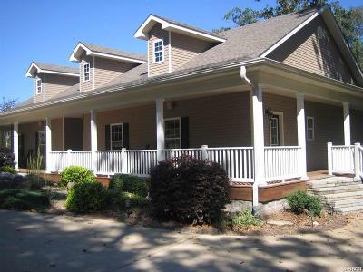 Hot Springs Single Family Home For Sale: 531 San Felipe