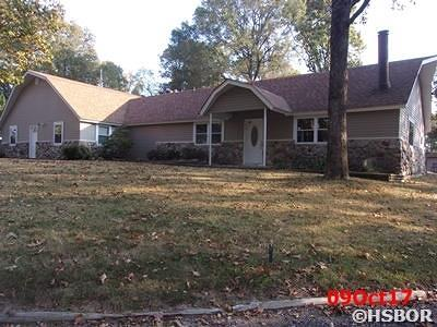 Hot Springs Single Family Home For Sale: 195 Lassiter