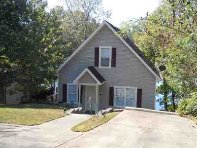 Hot Springs Single Family Home For Sale: 1745 Thornton Ferry Rd