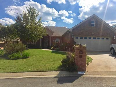 Garland County Single Family Home Back On Market: 119 White Willow St