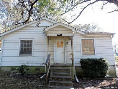 Single Family Home For Sale: 349 Woodlawn