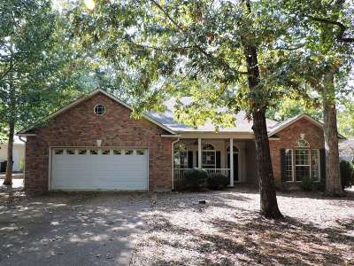 Hot Springs Single Family Home For Sale: 77 Murillo Ln