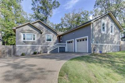 Hot Springs Single Family Home For Sale: 113 Peppermint Terr