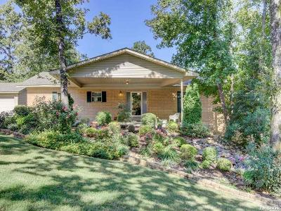 Hot Springs Single Family Home Active - Contingent: 1315 Rock Creek Road