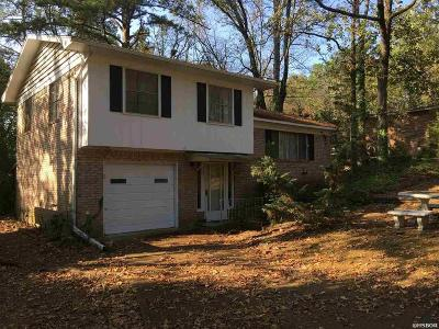Garland County Single Family Home For Sale: 503 Sunrise St.