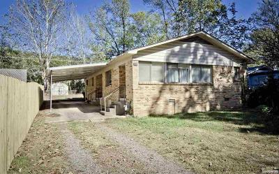Hot Springs Single Family Home For Sale: 180 Starr Drive
