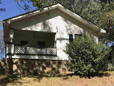 Hot Springs Single Family Home Active - Contingent: 207 Mineral