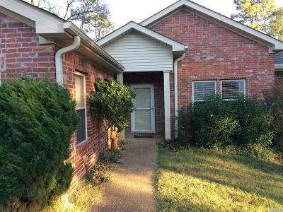 Hot Springs Single Family Home Active - Contingent: 109 St Nicholas Court