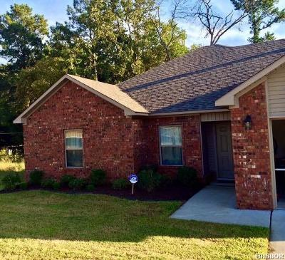 Hot Springs Single Family Home For Sale: 194 Hillshire Loop