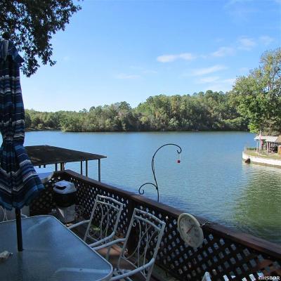 Hot Springs Single Family Home For Sale: 134 Riverside Drive
