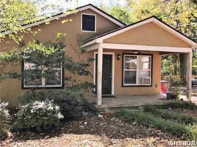 Hot Springs Single Family Home For Sale: 1715 Hobson Ave