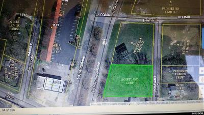 Garland County Commercial For Sale: Block 3 Lot 4/5 Grand Avenue