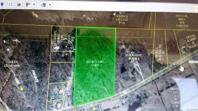 Garland County, Hot Spring County, Jefferson County, Saline County Residential Lots & Land For Sale: 9527 Park Avenue