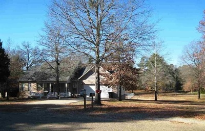 Hot Springs AR Single Family Home For Sale: $203,000