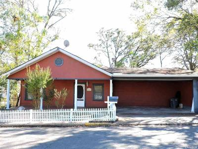 Hot Springs Single Family Home For Sale: 249 Vineyard