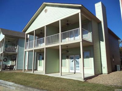Garland County Condo/Townhouse For Sale: 128 Kaleigh Ct #B