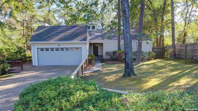Hot Springs Single Family Home For Sale: 104 Silverwood Point