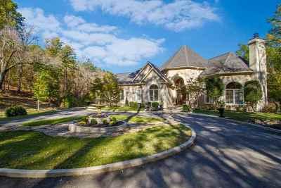 Garland County Single Family Home For Sale: 110 Hunter Creek Lane