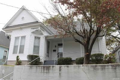 Hot Springs Single Family Home For Sale: 702 Sixth St