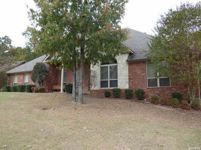 Hot Springs Single Family Home For Sale: 239 High Meadow Loop