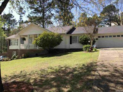 Garland County Single Family Home For Sale: 127 Shore Acres Rd
