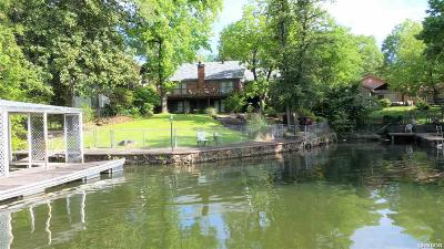 Hot Springs Single Family Home Active - Contingent: 222 Little John Tr
