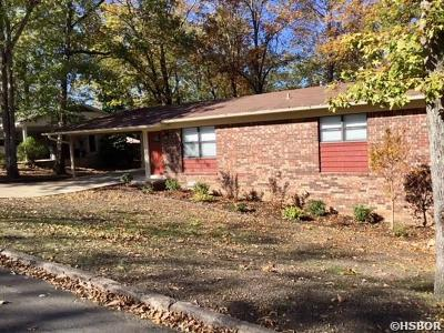 Single Family Home For Sale: 400 Cottonwood