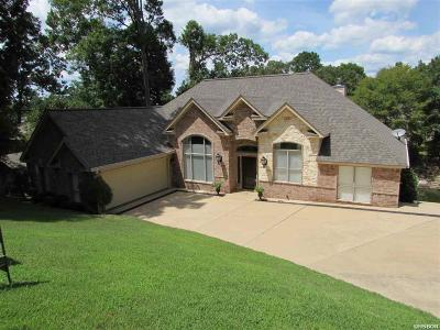 Hot Springs Single Family Home For Sale: 108 Brian Cove