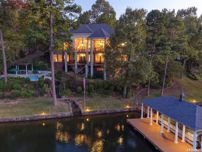 Hot Springs AR Single Family Home Active - Contingent: $995,000