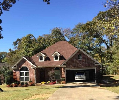 Hot Springs Single Family Home For Sale: 698 Farr Shores Dr
