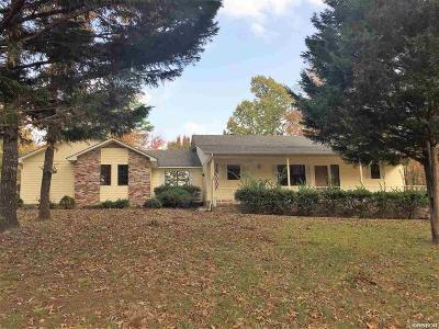 Hot Springs Single Family Home For Sale: 244 Oakdale Terr