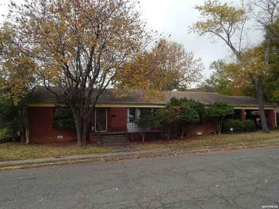 Hot Springs Single Family Home For Sale: 800 Rector Street