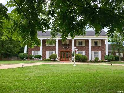Hot Springs Single Family Home For Sale: 817 Quapaw Av