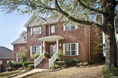 Hot Springs Single Family Home For Sale: 11 Queens Row