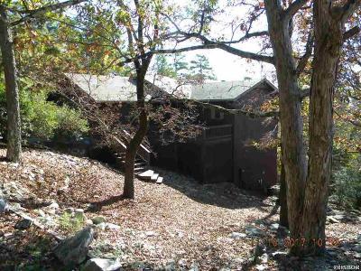 Hot Springs Single Family Home For Sale: 23 Ponferrada Way