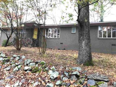Hot Springs Single Family Home Active - Contingent: 125 Longlinks Cir