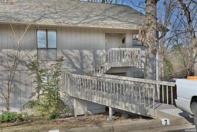 Garland County Condo/Townhouse For Sale: 1134 Twin Points Road #8