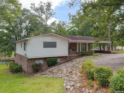 Hot Springs Single Family Home For Sale: 112 Edgewater Cir